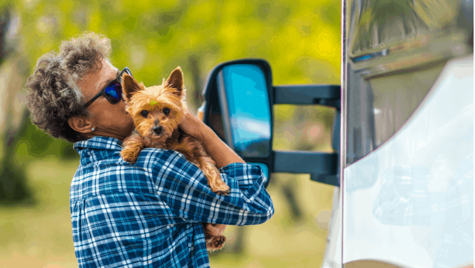 Taking A Dog Abroad In A Motorhome